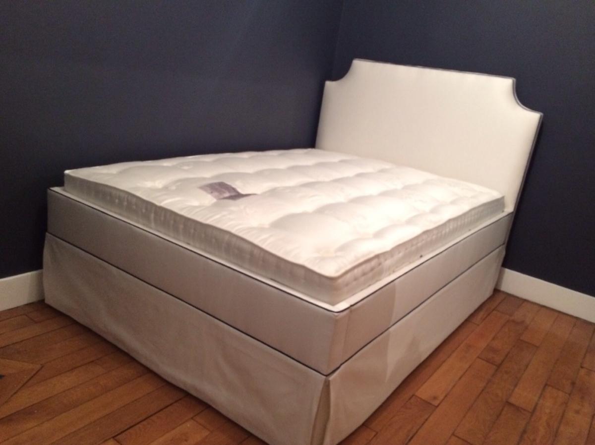 acheter tete de lit acheter votre lit 140 tatami et t te. Black Bedroom Furniture Sets. Home Design Ideas