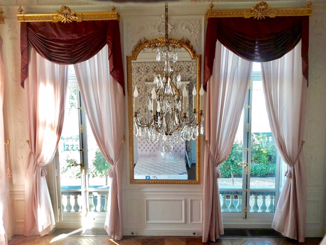 Rideaux citeaux mural 01 43 79 01 43 rideaux - Ou acheter ses rideaux ...