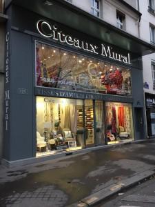 Acheter rideaux Paris